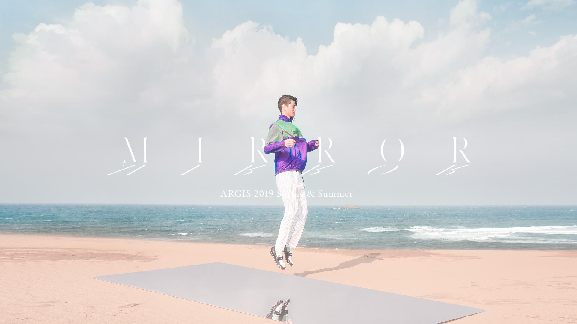 ARGIS 2019S/S Collection01