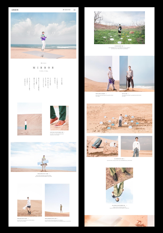 ARGIS 2019S/S Collection04