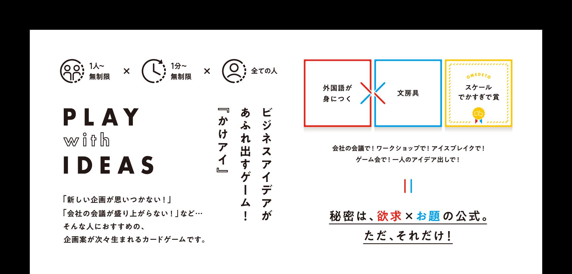 ビジネスアイデア発想ゲーム「かけアイ」03