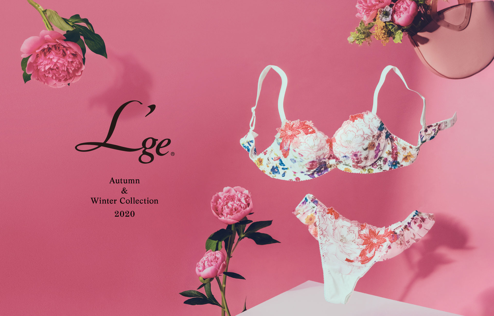 Wacoal L'ge 2020AW Collection01